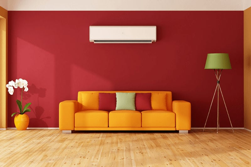 Ductless AC System