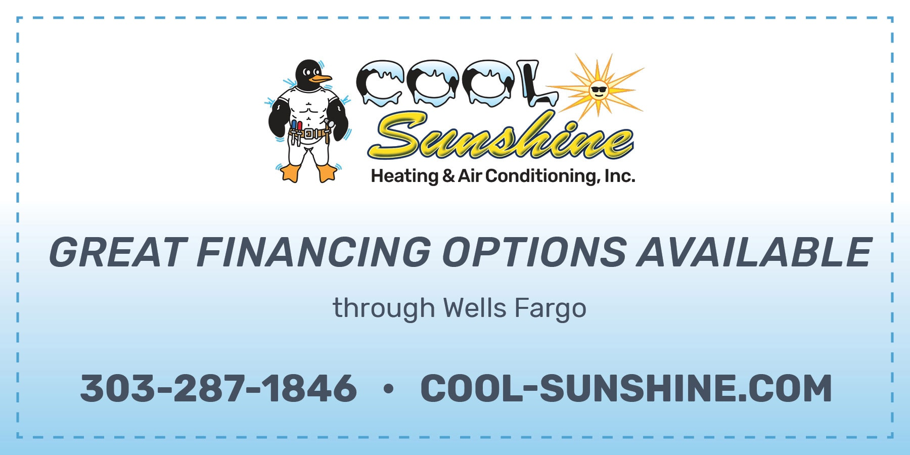 Web Special Financing
